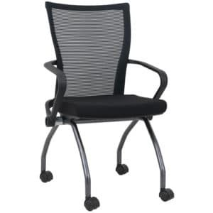 ni3005s Black Mesh Back Chair